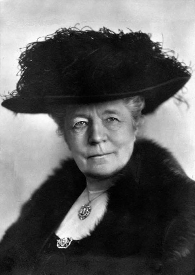 Selma Lagerlöf 1928 | © Atelje Jaeger, Stockholm/WikiCommons
