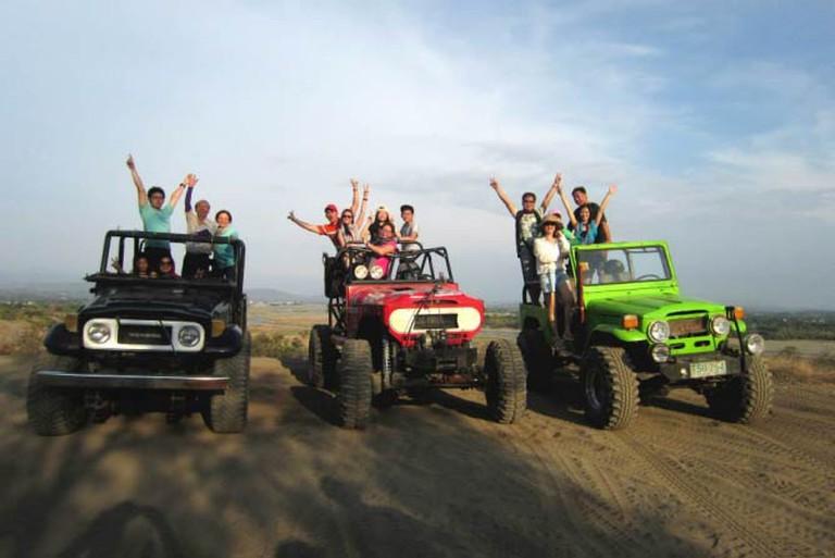 Ilocos Norte Sand Dunes by Sharmayne Ng
