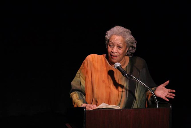 Toni Morrison   © Angela Radulescu/WikimediaCommons