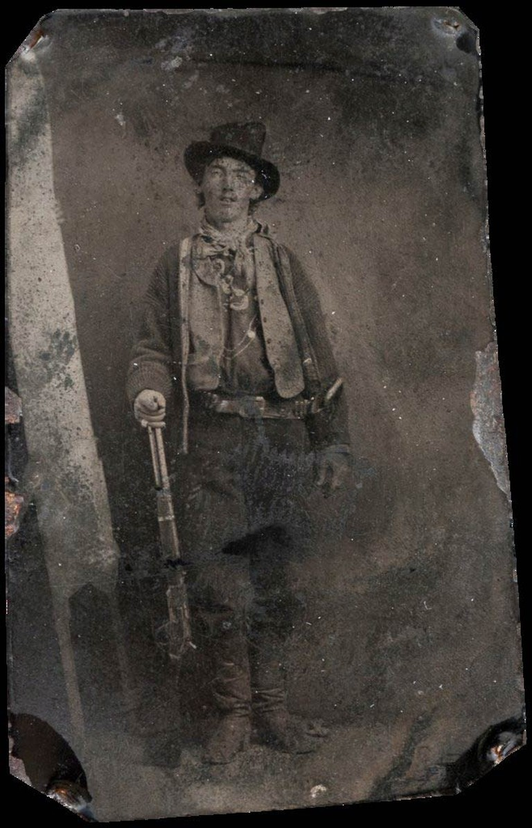 Unknown, Billy The Kid (Fort Sumner, New Mexico), 1879-80 | Ben Wittick/WikiComms