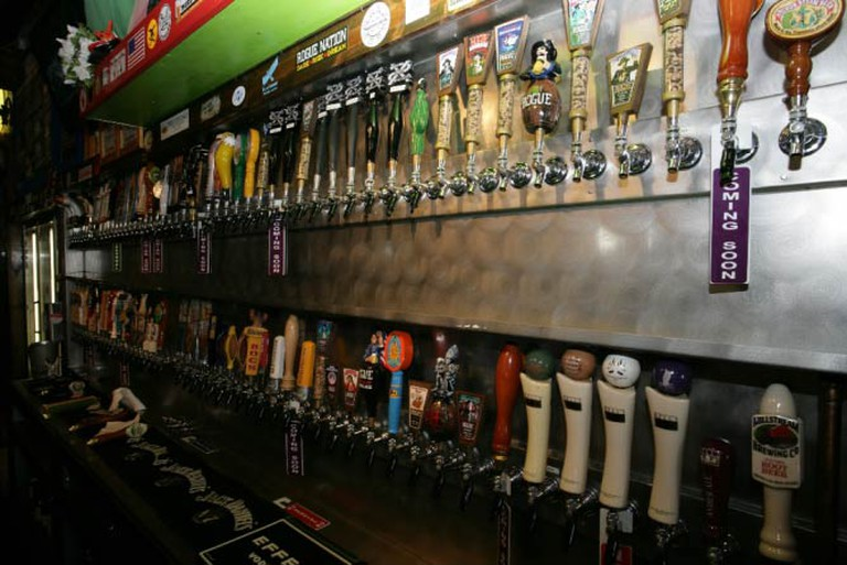 Taps at El Bait Shop | Courtesy of El Bait Shop
