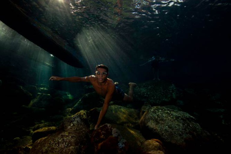 Pura Free Diver