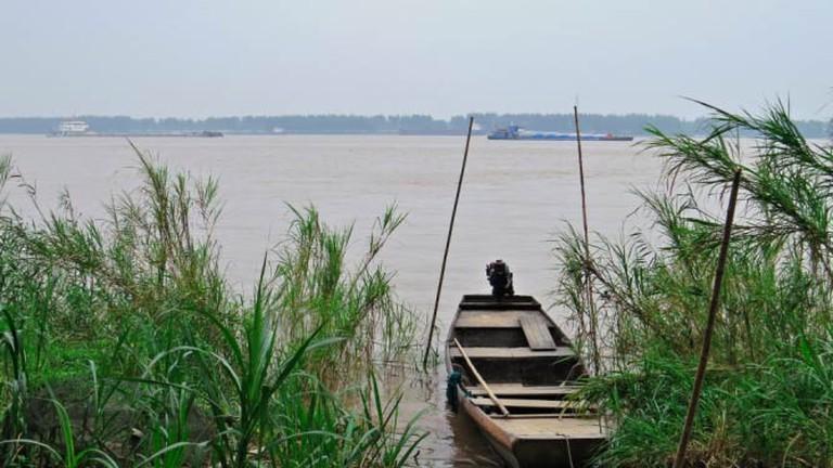 Yangtze River   © Tomas Gut/ Flickr