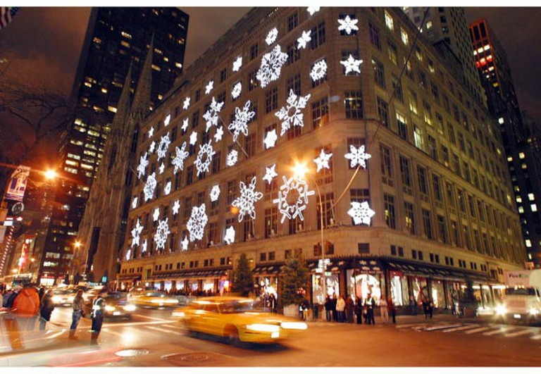 Saks Fifth Avenue New York | Philips Communications/Flickr
