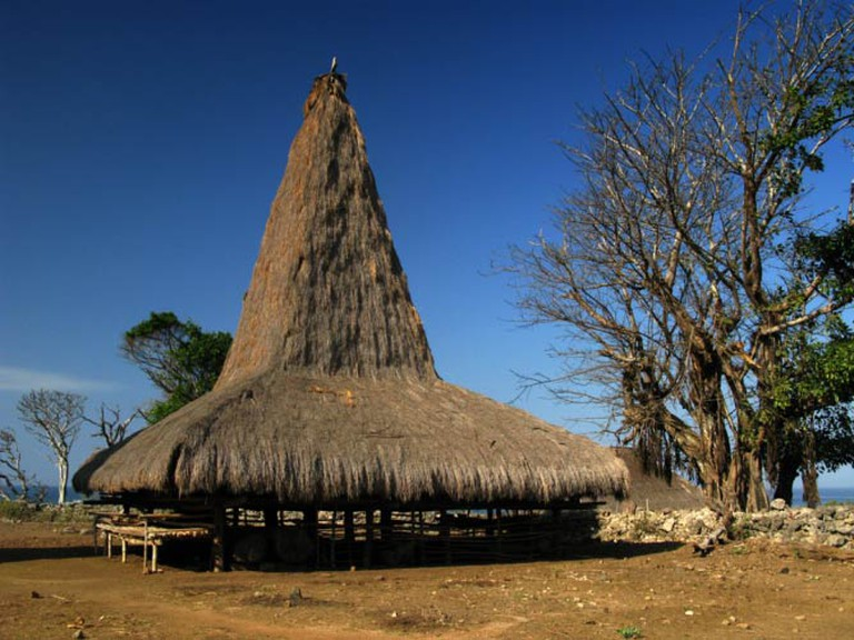 Traditional House in Sumba I