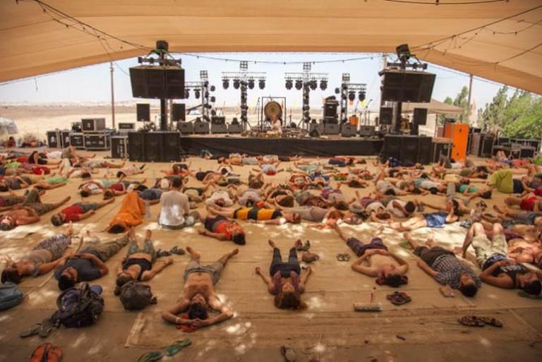Zorba The Buddha Festival | © Dave Sinai