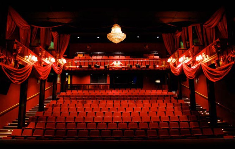 A Creative Commons image: Theatre House I © Unknown/WikiCommons
