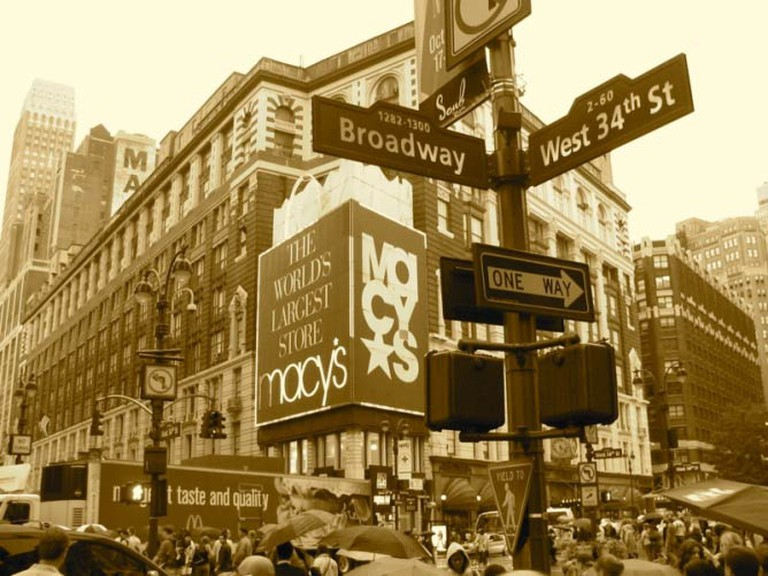 A Creative Commons image: 34th Street I © Troy Wason/Flickr