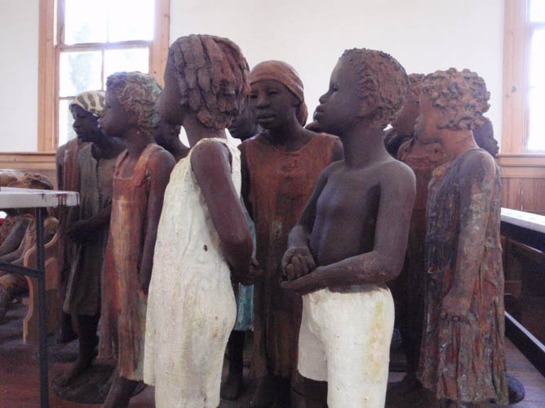 Statues – Whitney Plantation | © Anthony Turducken/Flickr