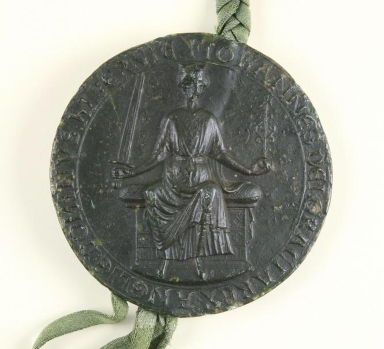 Great Seal of King John, 1203