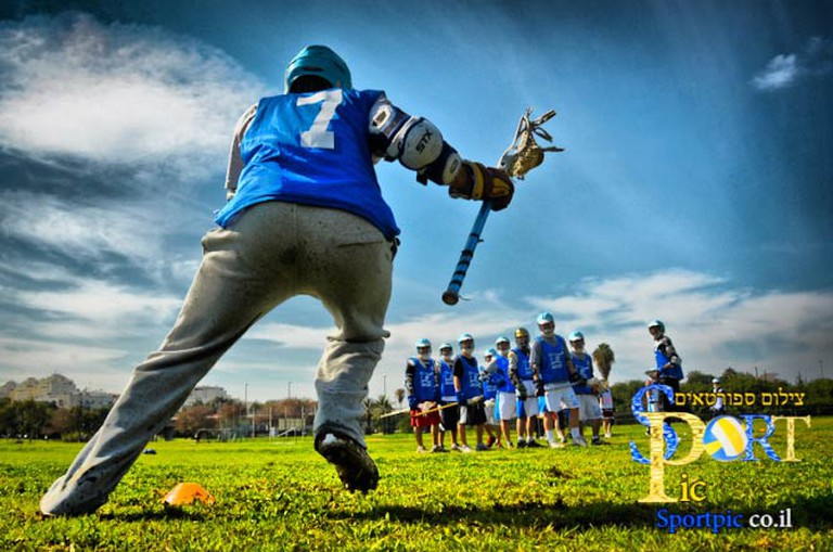 Israel Lacross Courtesy Israel Lacrosse Flickr