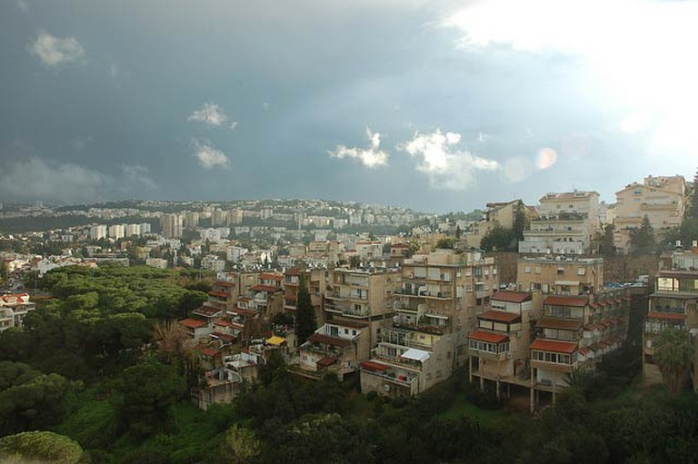 Haifa is Beautiful Rain or Shine