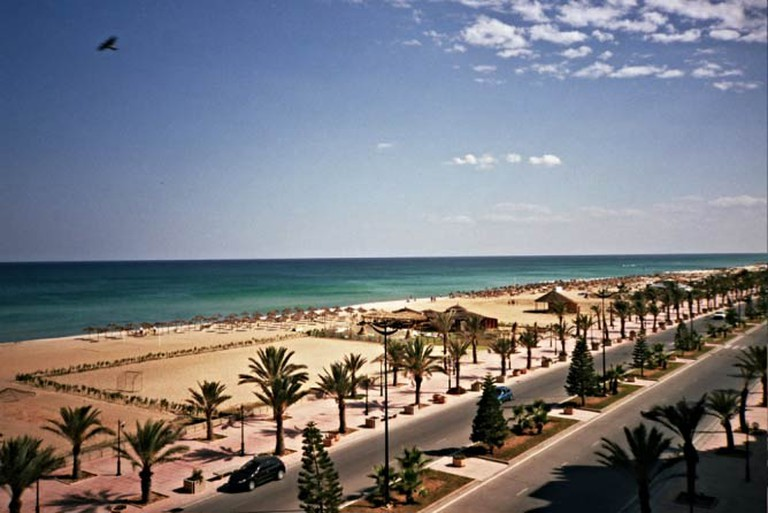 The Hammamet Seafront