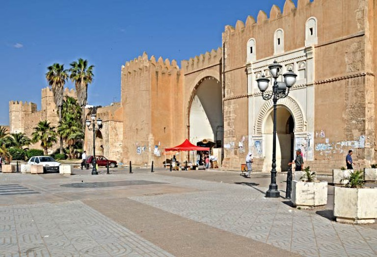 The Medina at Sfax