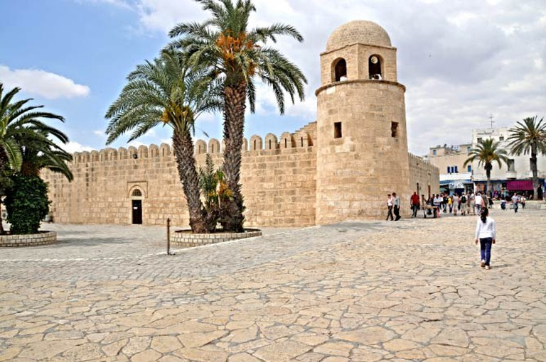 The Mosque at Sousse