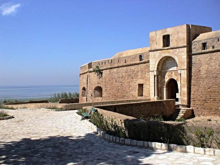 Ottoman Fort at Ghar Al Milh