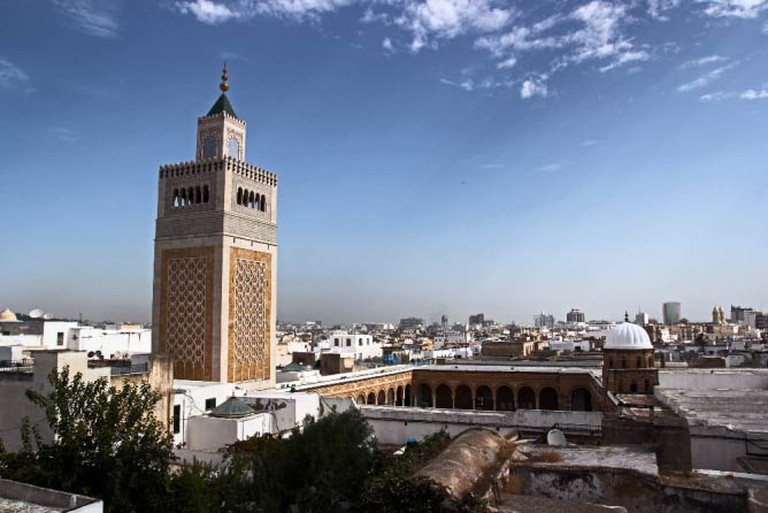 The Medina at Tunis
