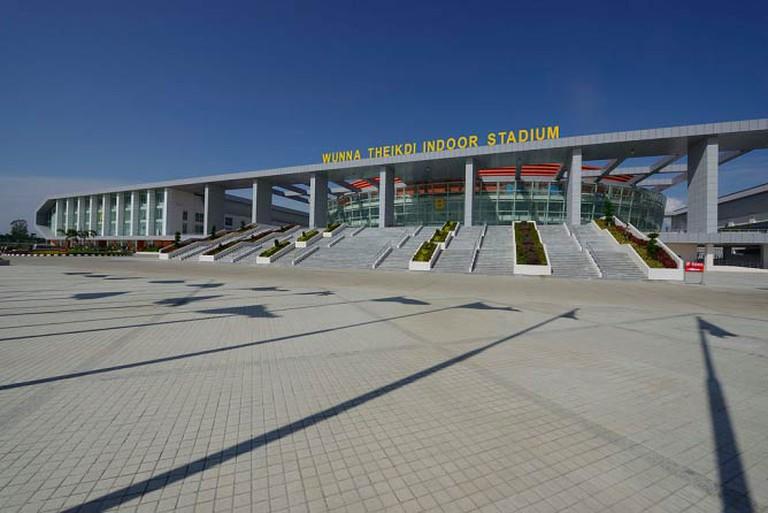 Wunna Theikdi Indoor Stadium | © Liuels/WikiCommons