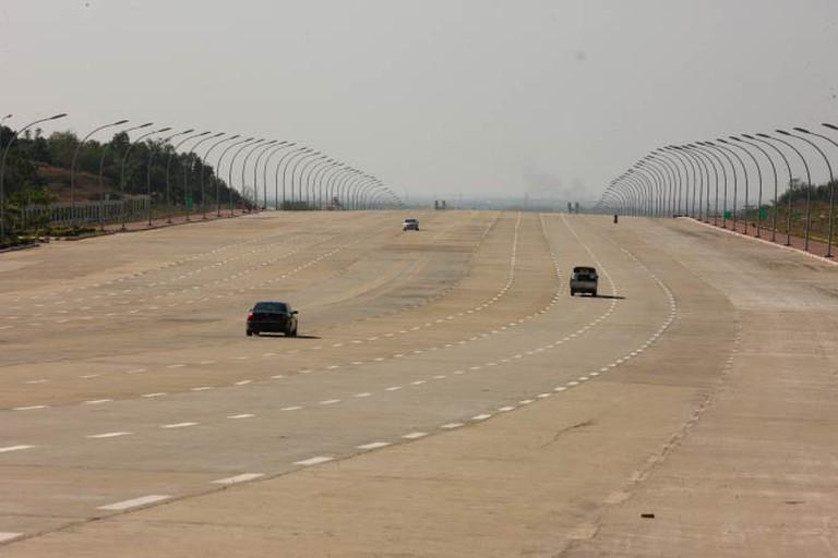 Naypyidaw Highway | © Francediplomatie/WikiCommons