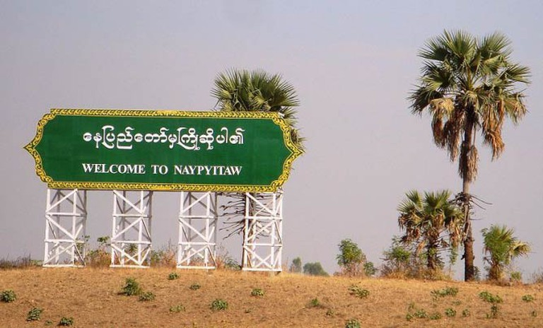 Welcome to Naypyidaw | © Diver Dave/WikiCommons