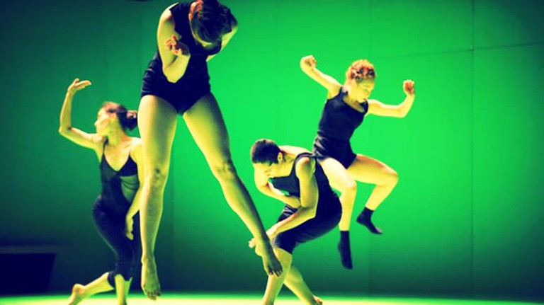 The Bat Sheva Dance Company: courtesy of Gadi Dagon