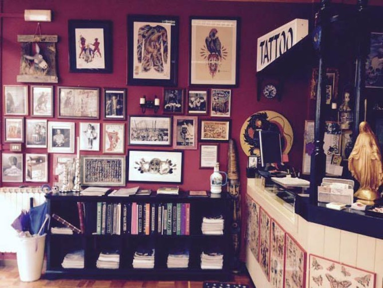 La Burra Tinta Studio