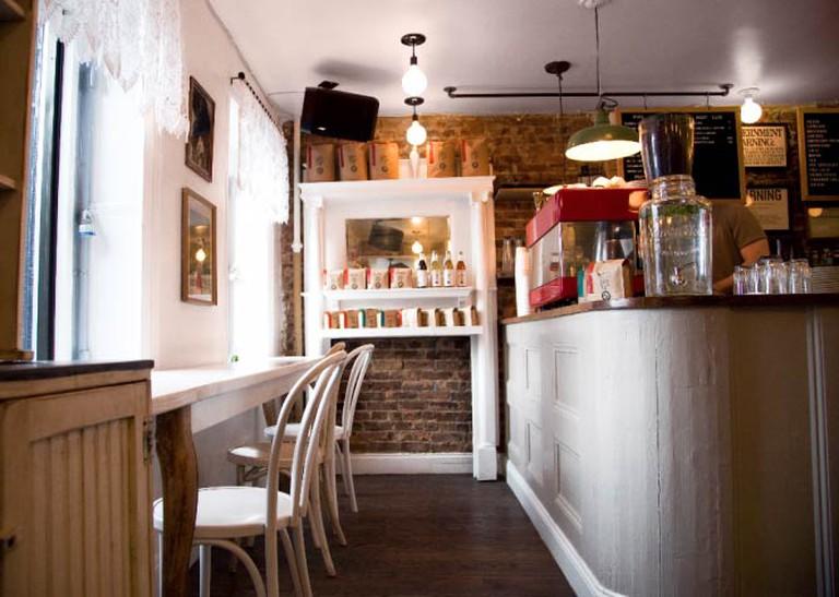 Primrose Café, Clinton Hill