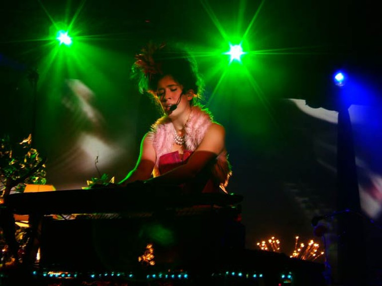 Imogen Heap at Birmingham Academy, 2006 | Lee Jordan