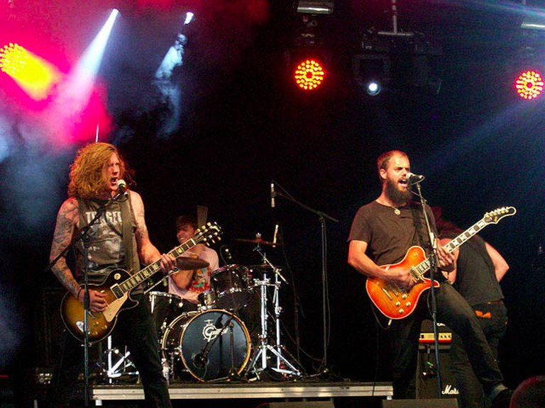 Baroness at Coachella 2010 | © total13/Flickr