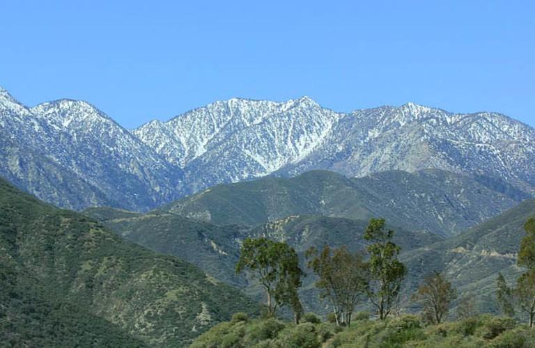 San Gabriel Mountains  |© Ricraider
