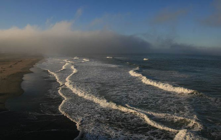 Ocean Beach | © Brocken Inaglory/Wikipedia Commons