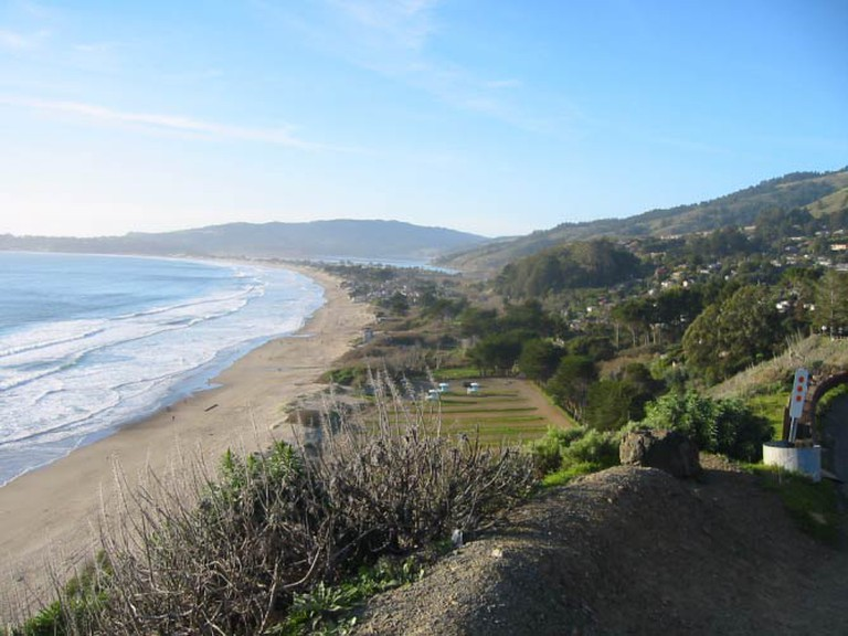 Stinson Beach | © Kglavin/Wikipedia Commons