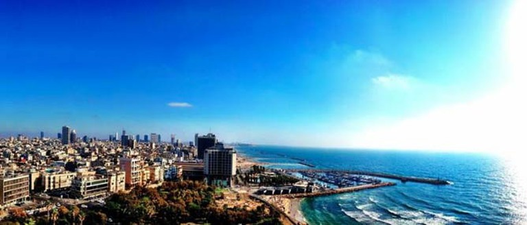 Tel Aviv Beach City: © Leeor Cohen