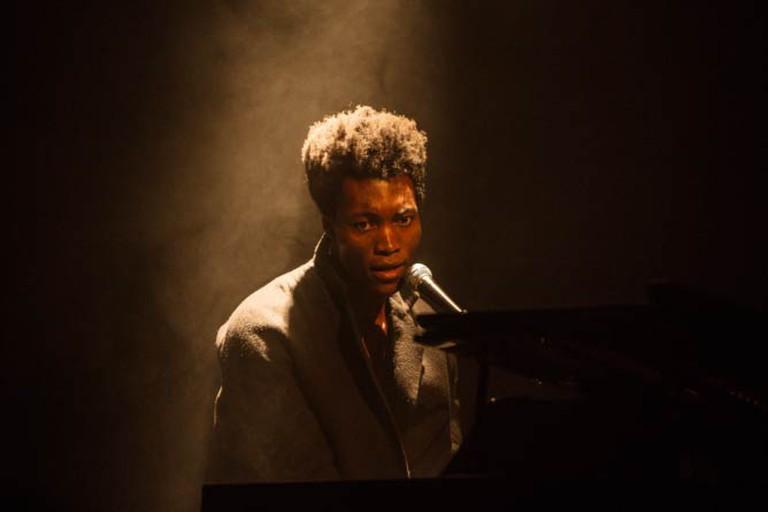 Benjamin Clementine | © Rencontres Trans Musicales/Flickr