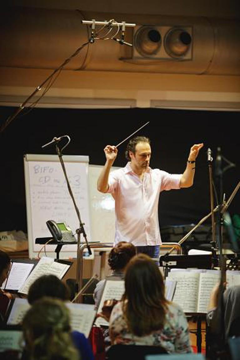 Sascha Goetzel and Borusan Istanbul Philharmonic Orchestra