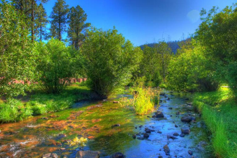 Little Colorado River near Greer | © neepster/Flickr
