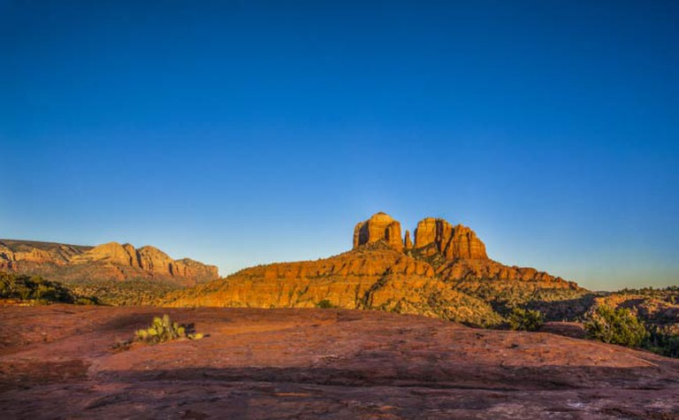 Cathedral Rock in Sedona | Courtesy of Sedona Chamber of Commerce & Visitor Bureau