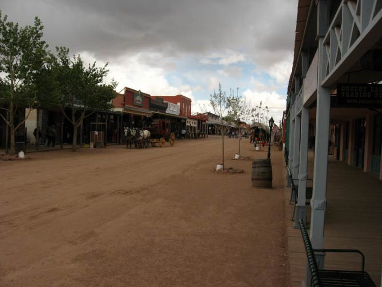 O.K. Corral in Tombstone | © Ken Lund/Flickr