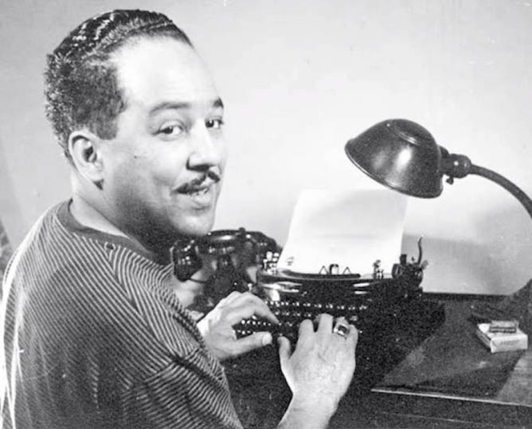 Langston Hughes, the most prolific writer of the Harlem Renaissance | © Jama Rattigan/WikiCommons