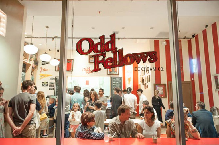 OddFellow's, Image courtesy of the venue. Photo by Liesl Henrichsen