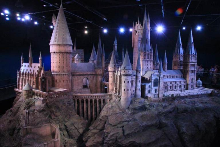 Hogwarts, Leavesden Studios