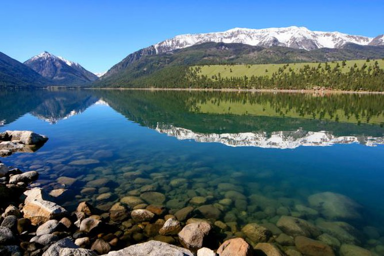 Wallow Lake Spring | Courtesy of Joseph