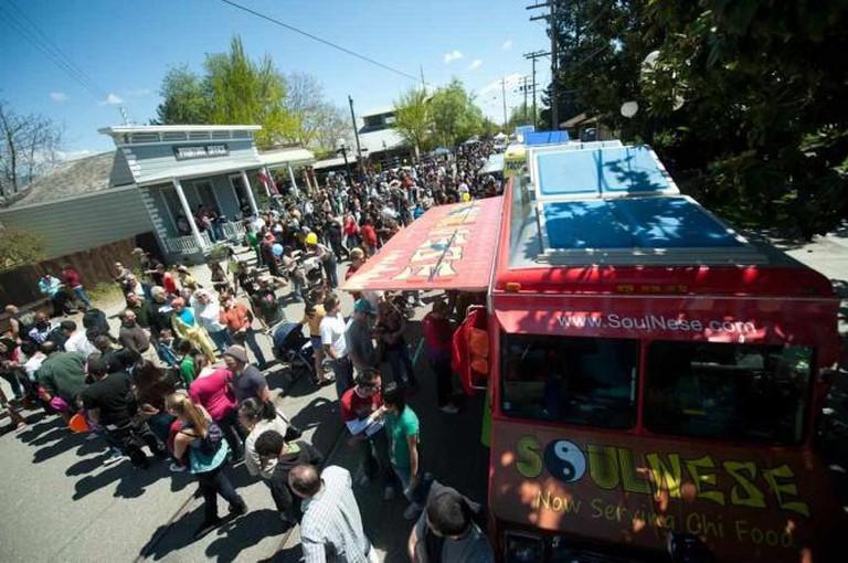 Taco Truck Festival l © Alexander Bauzon
