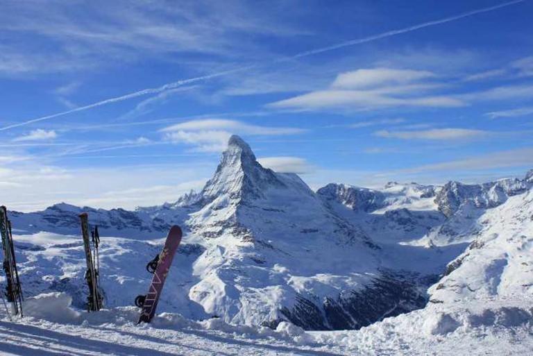 Matterhorn from Rothorn Paradise | © Simone Lovati/Flickr