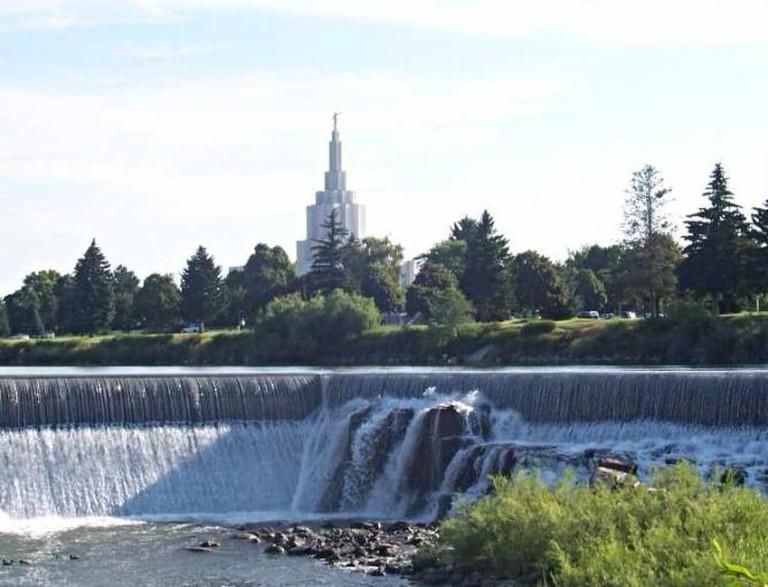Idaho Falls | WikiCommons/Dr Jorgen