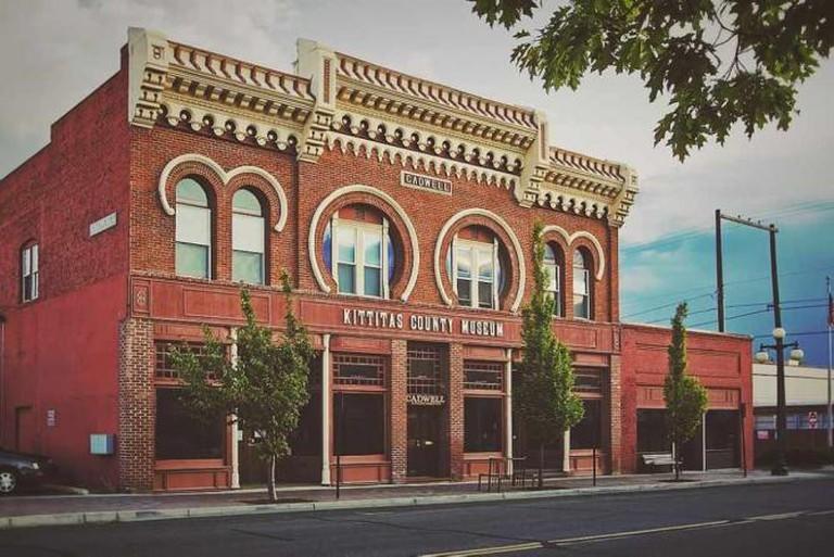 Kittitas County Historical Museum | © Steven Pavlov/WikiCommons