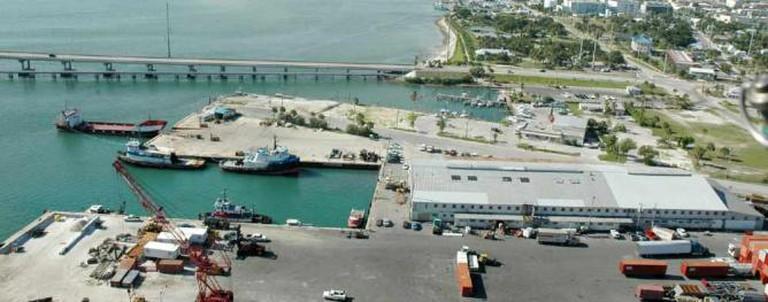 Ft Pierce Marina, Courtesy of Florida Ports Council