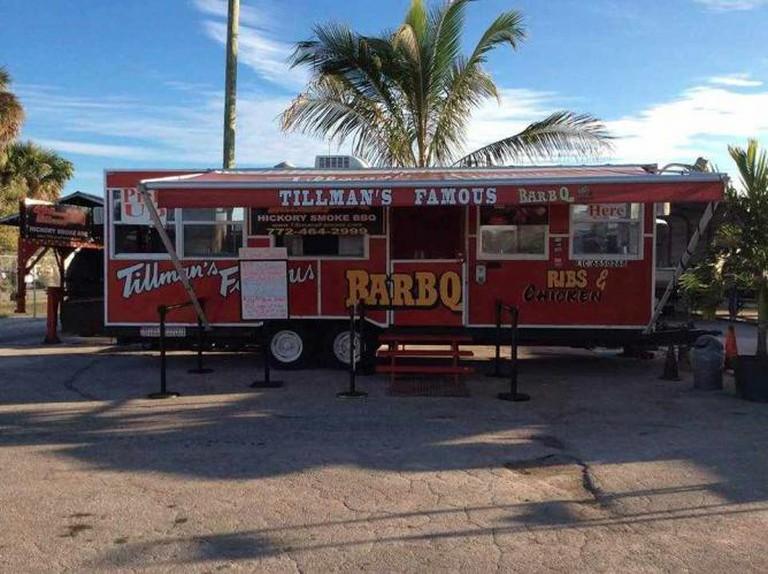 Tillman's Famous Barbecue, Courtesy of Tillman's