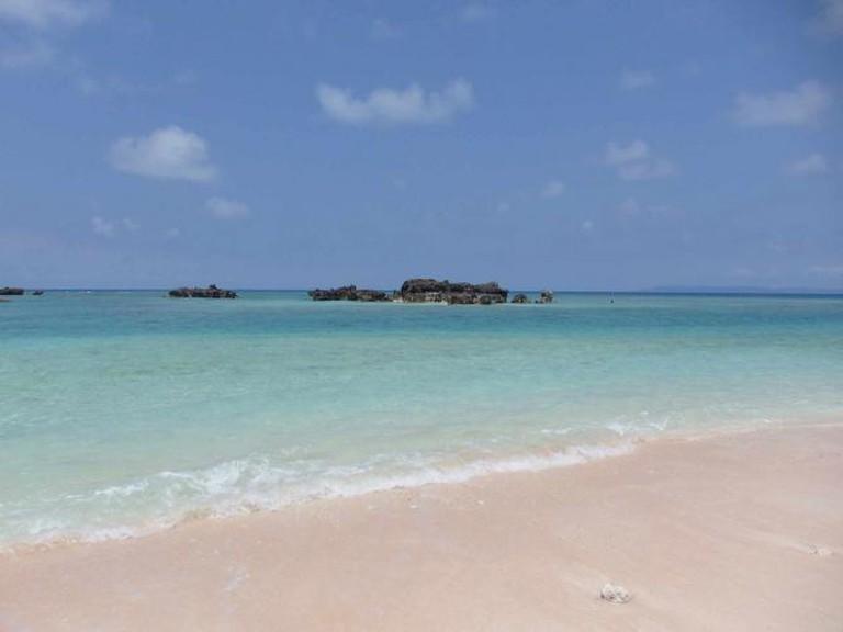 Nishihama Beach, Hateruma Island | © Christopher Watson/Flickr