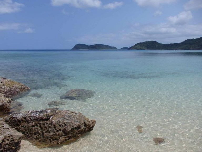 Ida-no-hama Beach, Iriomote Island | © Christopher Watson/Flickr